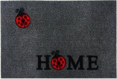 Придверный коврик IzziHome Luna Italyan 40х60 Gri (2200000548924)