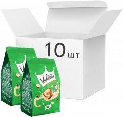 Упаковка конфет АВК Королевский шарм с ореховой начинкой 113 г х 10 шт (4823105801572)