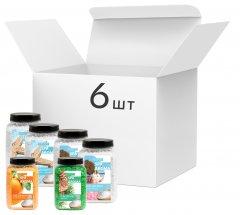 Упаковка морской соли для ванн Bioton Cosmetics Микс 750 г х 6 шт (4820026154206)