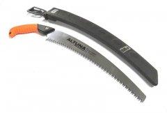 Ножовка садовая с чехлом Altuna 330 мм японская заточка с пластиковой ручкой (29604.A)