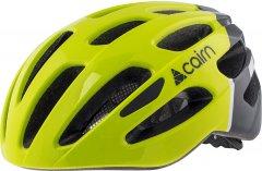 Велосипедный шлем Cairn Prism (52/55 см) Black-neon (0300050-30-52)