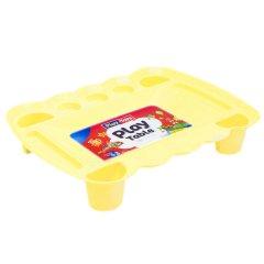 Игровой столик для песка и пластилина желтый Play Toys (PT 4164) (115049)