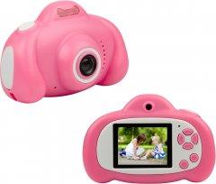 Цифровой детский фотоаппарат Atrix Tiktoker 10 LED Dual CAM 20MP 1080p Pink (cdfatxtt10p)