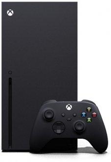 Игровая консоль Microsoft Xbox Series X (1TB)