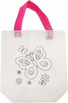 Детская сумка раскраска Supretto антистресс Бабочка (5920-0003)