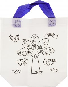 Детская сумка раскраска Supretto антистресс Дерево (5920-0012)