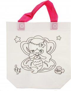 Детская сумка раскраска Supretto антистресс Русалка (5920-0009)