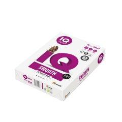 Бумага офисная IQ Smooth А4 80 г/м2 500 листов (9003974420110)