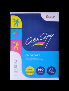 Бумага офисная Color Copy А4 160 г/м2 250 листов (9003974416373)