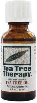 Масло чайного дерева TeaTreeTherapy 100% органическое 30 мл (637792100306)