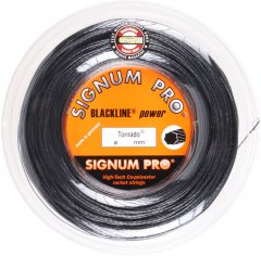 Струны для теннисных ракеток Signum Pro Tornado 1.29 мм 200 м (Tornado 1.29)