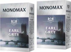 Упаковка цейлонского черного чая Мономах Earl Grey 90 г х 2 шт (2000006780812)