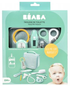 Косметичка и принадлежности Beaba 9 предметов (920330)