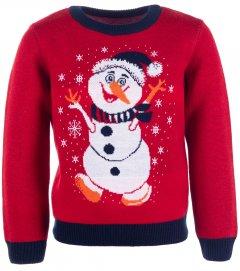 Джемпер Flash Різдво 19BG134-6-3900 134 см NY Червоний (2200000248527)