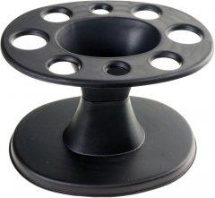 Подставка-органайзер для расчесок Supretto Черная (2000100057902)