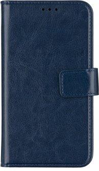 """Чехол-книжка 2Е Basic Eco Leather для смартфона 5.5-6"""" универсальный Navy (2E-UNI-5.5-6-HDEL-NV)"""