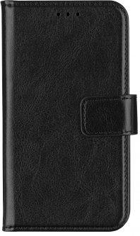 """Чехол-книжка 2Е Basic Eco Leather для смартфона 4.5-5"""" универсальный Black (2E-UNI-4.5-5-HDEL-BK)"""