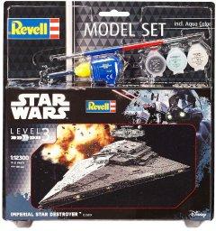 Сборная модель Revell Космический корабль Звездный Разрушитель 1:12300 (RVL-63609) (4009803636092)
