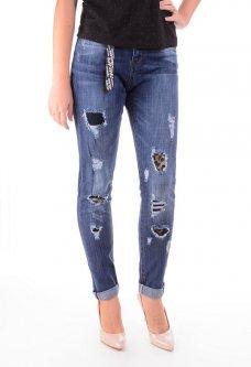 Жіночі джинси в молодіжному стилі 25