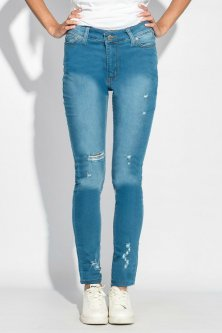 Джинси жіночі стильні AG-0005999 Синій 24