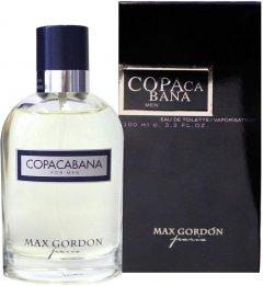 Туалетная вода для мужчин Max Gordon Copacabana 100 мл (3573551100729)