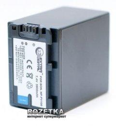 Аккумулятор для Sony NP-FV100, 7.4 В, 3900 мАч, Li-ion (BDS2674)