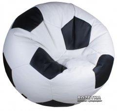 Кресло-мешок Starski Football (RZ-0009) White Black