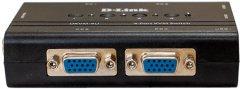 KVM-переключатель D-Link DKVM-4U 4-портовый USB (DKVM-4U)