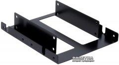 """Переходник для внутренних отсеков корпусов 3.5""""-2 x 2.5"""" HDD/SSD Chieftec SDC-025"""