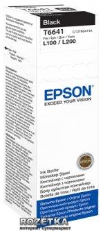 Контейнер Epson L100/L200 Black (C13T66414A)