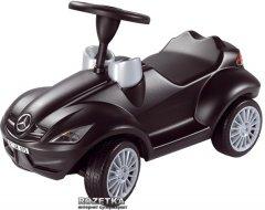 Автомобиль-каталка Big Mersedes Benz с защитными насадками для обуви (56342)