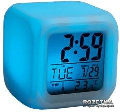 Часы UFT с термометром меняющие цвет (clockkub)