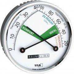 Термогигрометр TFA 452024