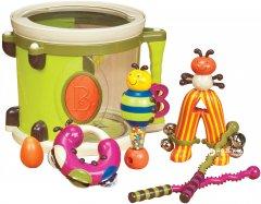 Музыкальная игрушка Парам-пам-пам Battat (BX1007Z)