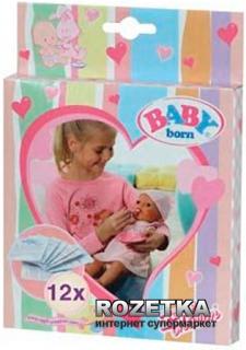 Каша для куклы Baby Born, 12 пакетиков (779170)