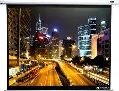 "Elite Screens моторизированный настенный 128"" (16:10) 275.3 x 172.2 (Electric128NX) White Case"