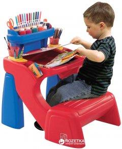 Парта с сидением для творчества Write Desk (733538797592)