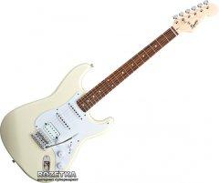 Электрогитара Fender Squier Bullet Stratocaster HSS (0370005580) Arctic White