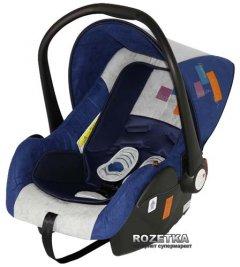 Автокресло Bertoni (Lorelli) Lifesaver Blue (LIFESAVER-blue)