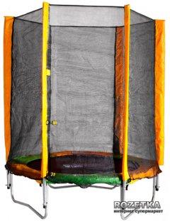 Батут KIDIGO 140 см с защитной сеткой (BT140)