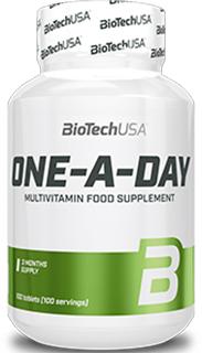 Витаминно-минеральный комплекс Biotech One a Day 100 таблеток (5999076236251)