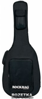 Чехол RockBag Basic Line 3/4 Classic Guitar Black (RB20524)