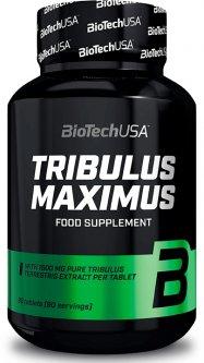 Тестостероновый бустер Biotech Tribulus Maximus 90 таб (5999500532522)