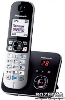 Panasonic KX-TG6821UAB Black
