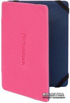Обложка PocketBook для PB515 (Mini) Blue/Pink (PBPUC-5-BLPK-2S)