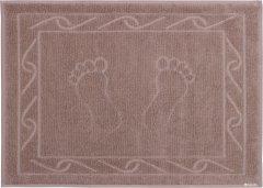 Махровое полотенце Hobby Hayal 50x70 Beige (8693675947620)