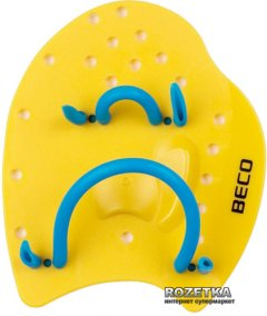 Лопатки для плаванья BECO 96441 2 шт. S Yellow (96441_99_S)