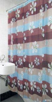Шторка для ванной Arya 180x180 Violet (1353036)