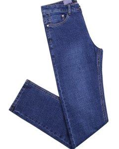 Джинси синього кольору 41