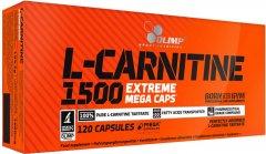 Жиросжигатель Olimp L-Carnitine 1500 Extreme 120 капсул (5901330028847)
